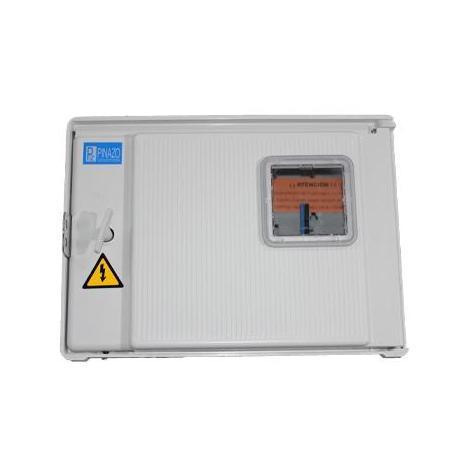 Caja 1 contador monofásico PLT00