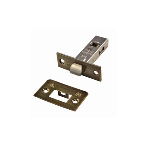 Caja 20 Picaporte 12-45mm Latonado Barnizado