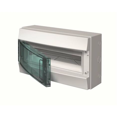 Caja ABB para 18 modulos estanca IP65 modelos Mistral 1SL1203A00