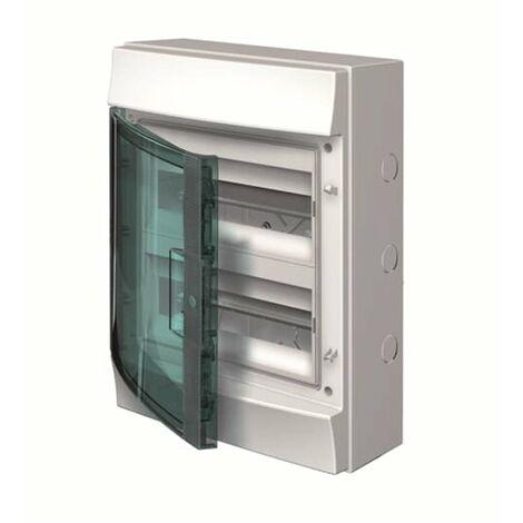 Caja ABB para 24 modulos estanca IP65 modelos Mistral 1SL1204A00
