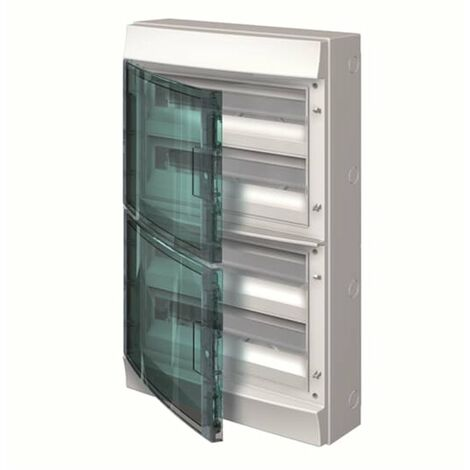 Caja ABB para 72 modulos estanca IP65 modelos Mistral 1SL1209A00