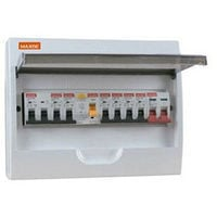 Caja automáticos superficie 6 Mod IP20 MAXGE