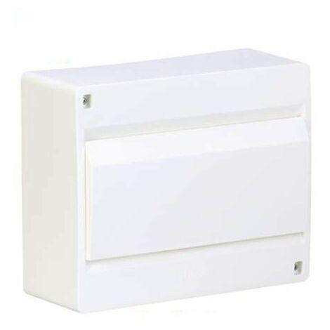 Caja automáticos superficie Hager 10 módulos VD110NE C/Puerta