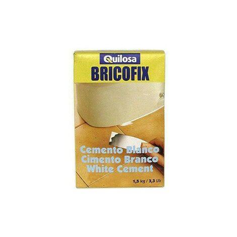 Caja cemento blanco bricofix (1.5k)