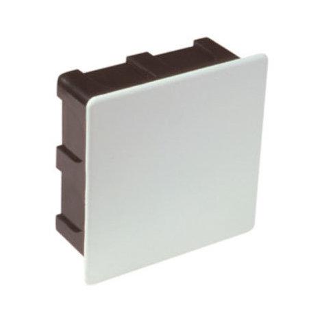 Caja conexión cuadrada empotrable de Electro Dh 36.410 8430552080106