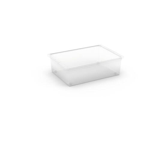 caja de almacenamiento de la línea de base C Box XS transparente - Transparant
