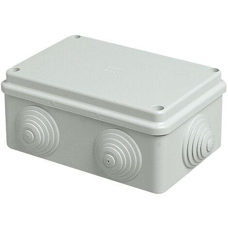 Caja de conexiones desde el exterior Vimar plaza arandelas IP55 V55105