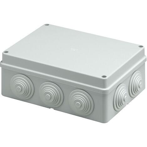 Caja de conexiones desde el exterior Vimar plaza arandelas IP55 V55107