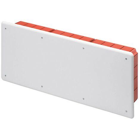 Caja de conexiones Gewiss empotrado montaje 516x202x90 GW48010