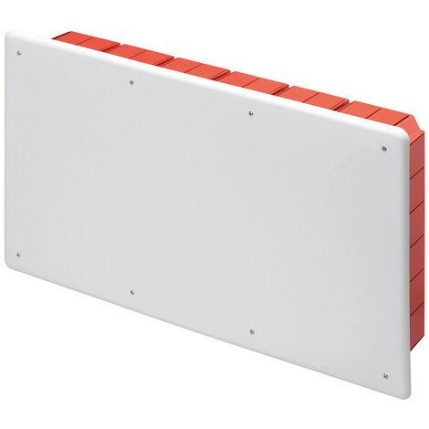 Caja de conexiones para montaje empotrado Gewiss PT11 516X294X80mm GW48011