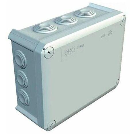 Caja de derivación con conos T 160 de OBO