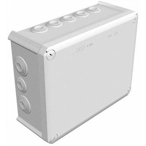Caja de derivación con conos T 250 de OBO