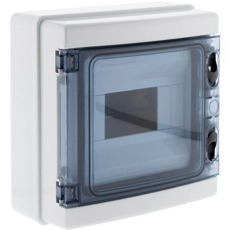 Caja de distribución superficie IP65 12 módulos - Zenitech