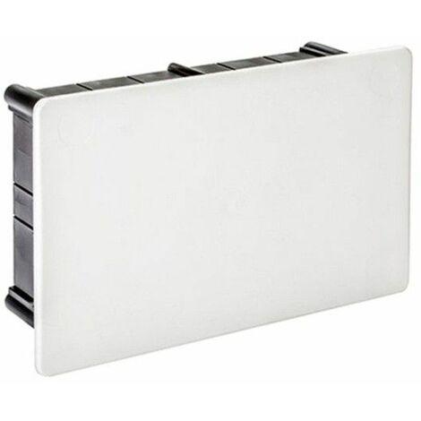 Caja de empalmes de empotrar rectangular 150X100 D114 de IDE