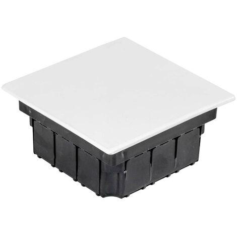 Caja de empotrar 100x100mm + Tapa