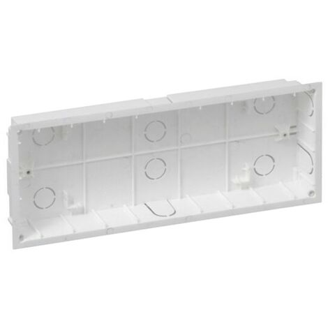 Caja de Empotrar Schneider de emergencia iluminación de FÁCIL LED OVA53119