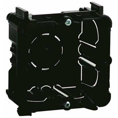 Caja de empotrar universal para mecanismos Famatel 3102 enlazable