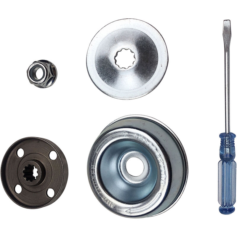 Caja de engranajes / Cabezal de repuesto Kit de reparacion para Stihl FS160 / 180/220/260/280/290/300/310/311/350/360/380
