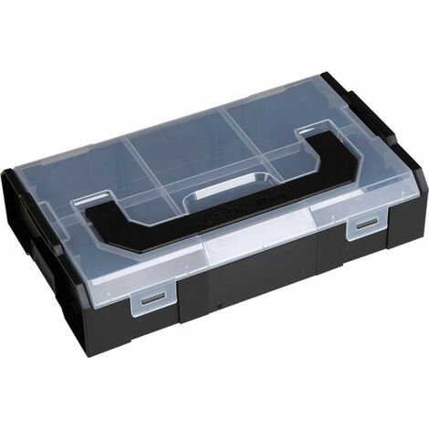 Caja De Herramientas De L-Boxx Mini Transparente