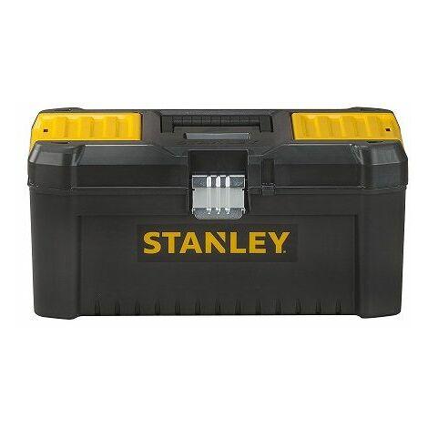 Caja de herramientas de plástico 19/48cm con cierres de plástico STANLEY