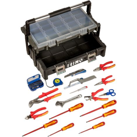 Caja de herramientas de plástico IRIMO