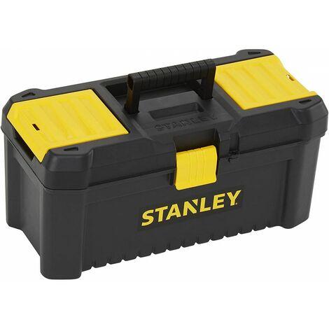 """main image of """"Caja de herramientas de plástico Stanley 16/40cm con cierre de plástico STST1-75517"""""""