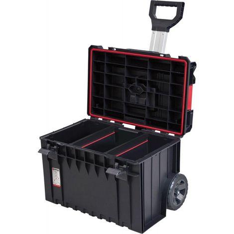 Caja de herramientas m. Rollen 585x438x690mm QBRICK