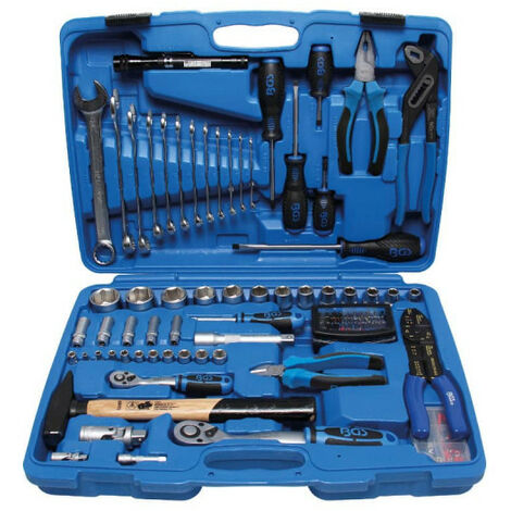 """main image of """"Caja de herramientas para llaves de vaso BGS TECHNIC - 117 piezas - 9029"""""""
