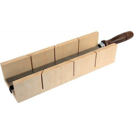 Caja de inglyes con Serrucho 300x57x40mm FORTIS