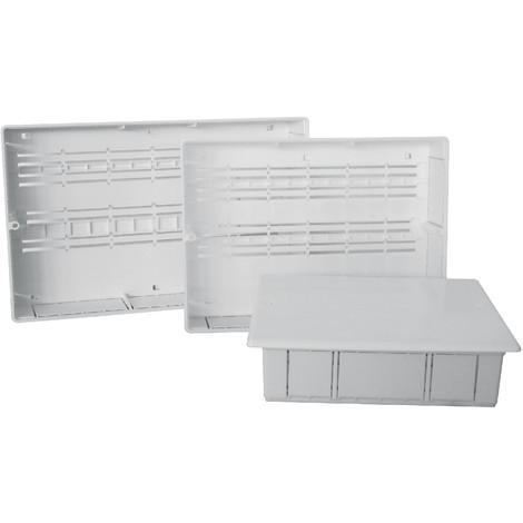 Caja de inspección de plástico para colectores 320B