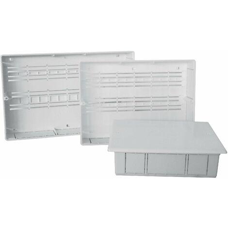 Caja de inspección de plástico para colectores Damast 12427