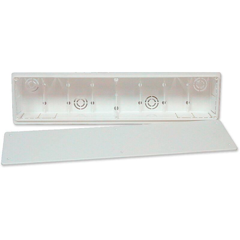 Caja de preinstalaci/ón sin desag/üe tabique 50 mm