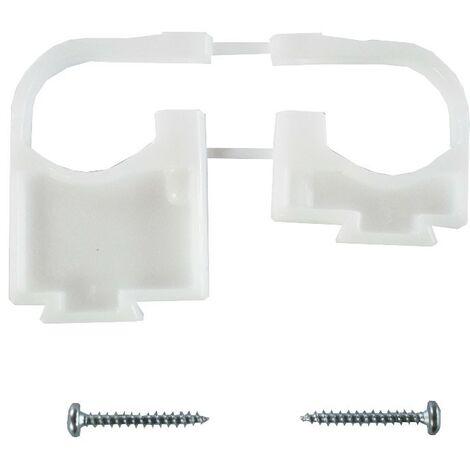 Caja de soporte Giacomini de plástico de 3/4 R598KY001