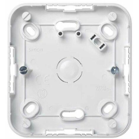 Caja de superficie 1 elemento blanco Simon73 73750-30