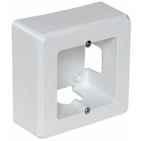 Caja de superficie para 1 elemento de Solera