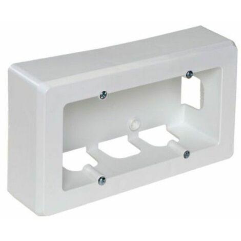 Caja de superficie para 2 elementos de Solera