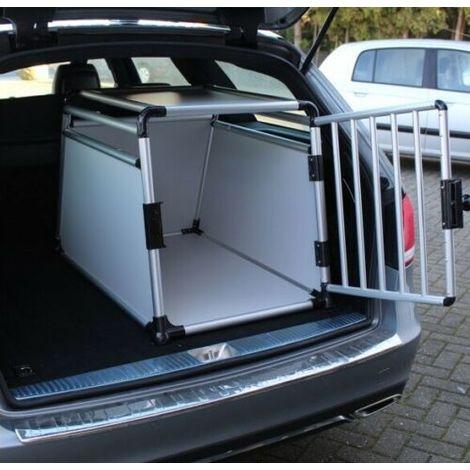 Caja de transporte Topmast Aluminio 91x64x64cm