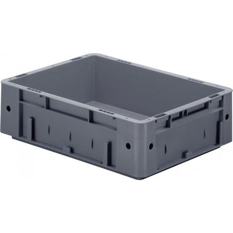 Caja de transpuerta VTK 400/120-0 gris