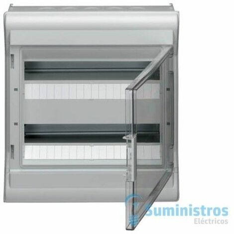 CAJA DISTR.VECTOR SUPERF.2FILA-24 IP55