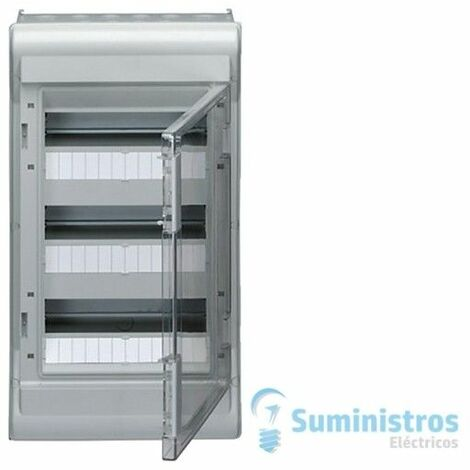 CAJA DISTR.VECTOR SUPERF.3FILA-36 IP55