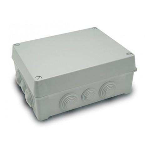 Caja elec estanca 310x240x125 con conos abs gr famat