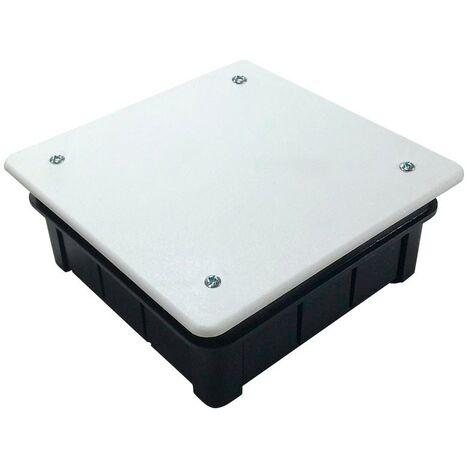 Caja empalme empotrar 100x100x45 -Disponible en varias versiones