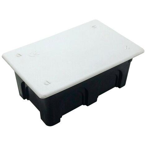 Caja empalme empotrar 100x50x45 -Disponible en varias versiones