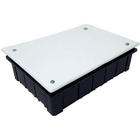 Caja empalme empotrar 160x100x50 -Disponible en varias versiones