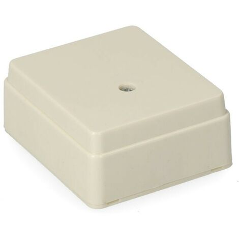 Caja empalme superficie 65x55 c/conexion