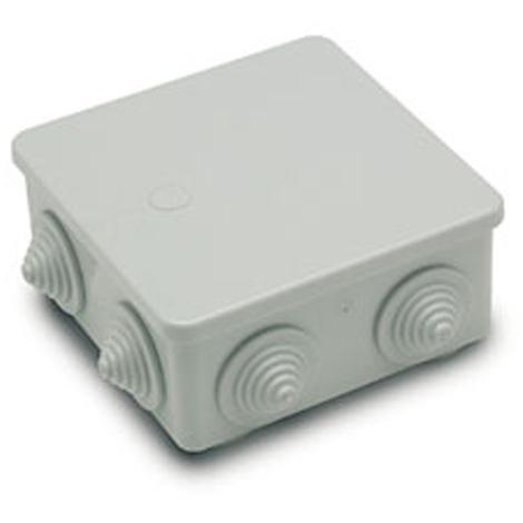 Caja Empalmes Cuadrada - FAMATEL - 3003 - 100X100X45