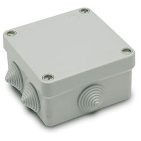 Caja Empalmes Cuadrada - FAMATEL - 3011 - 100X100X45