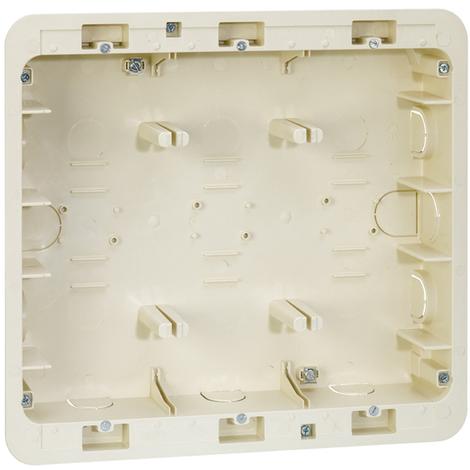 Caja empotrar para placa 27723I Serie 27 marfil