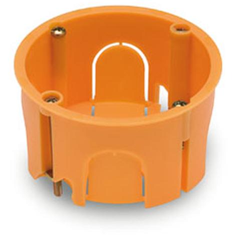 Caja Empotrar Pladur Redonda - FAMATEL - 3255 - 67X39 MM