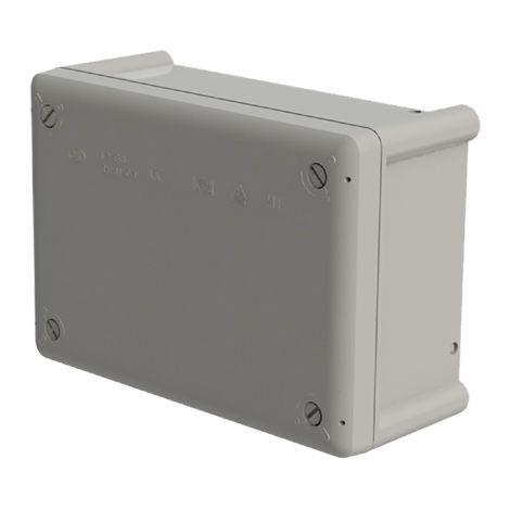 caja estanca 10 conos 155x100x70 t/torn.